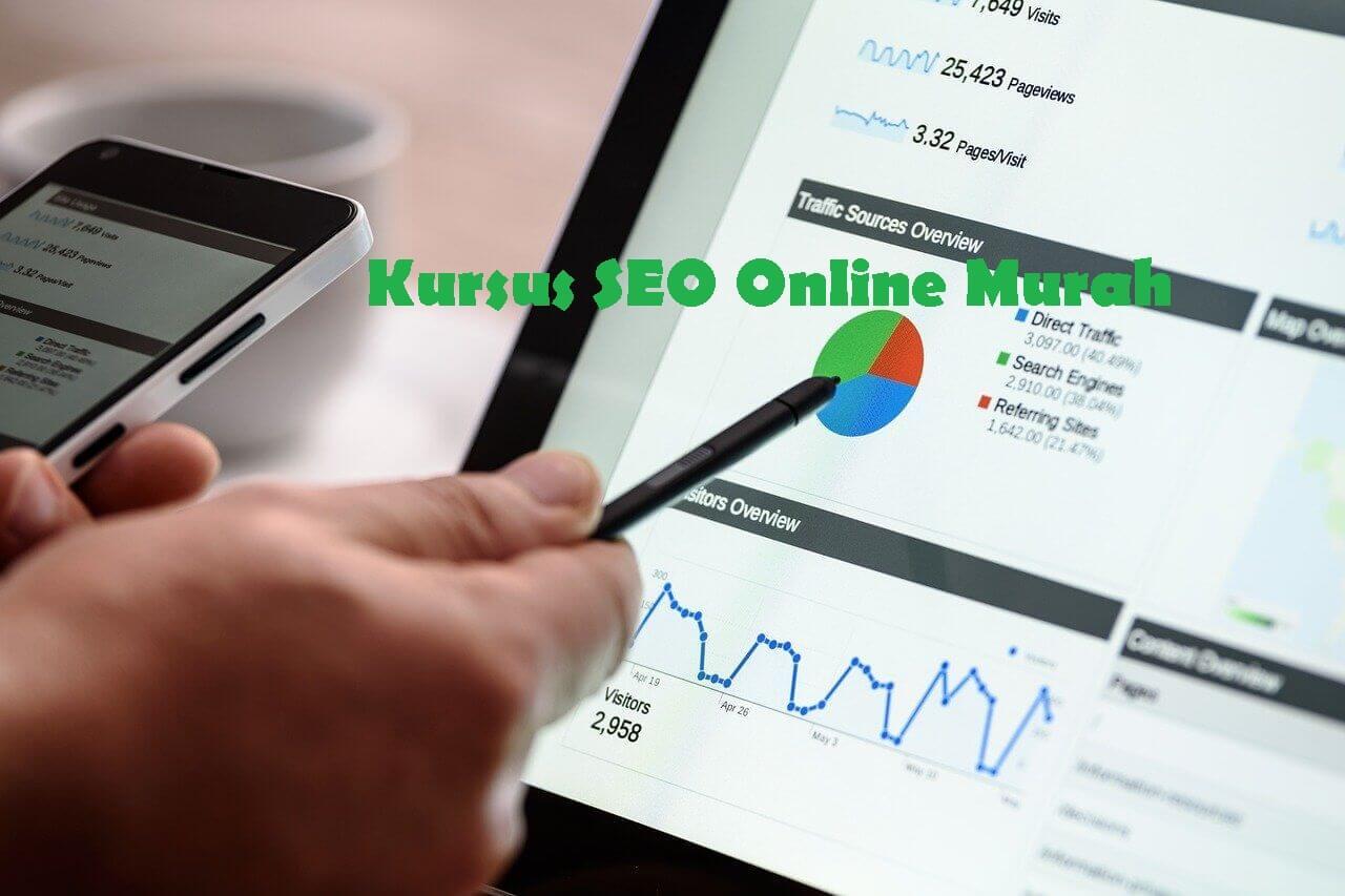 Kursus SEO Online Murah dan Gratis Untuk Pemula
