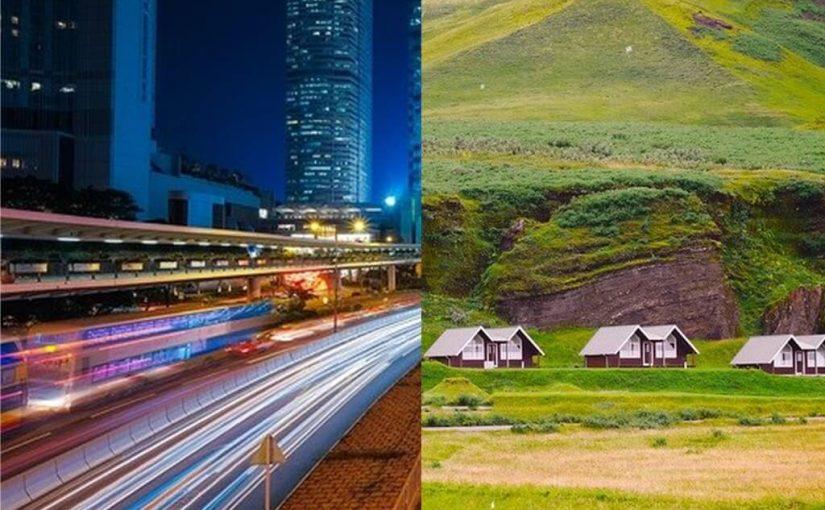Kehidupan Ekonomi Masyarakat Kota dan Desa