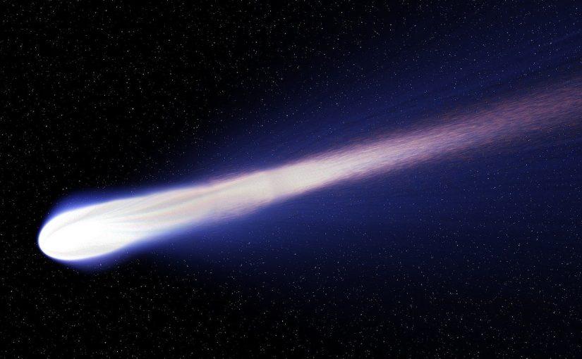 Ekor Komet Selalu Menjauhi Matahari