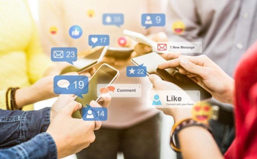 Yang bukan contoh komunikasi daring sinkron dalam aplikasi chat adalah