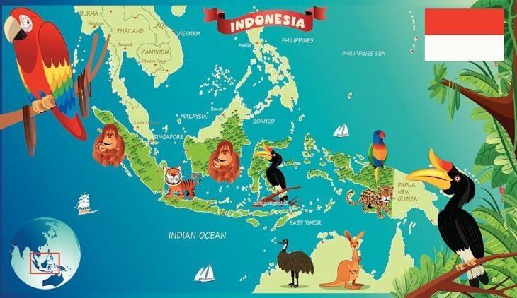 Mengapa Wilayah Indonesia Mendapatkan Julukan Mega Biodiversity