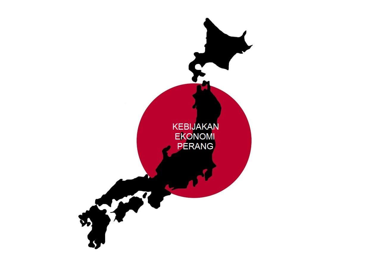 Mengapa Jepang menerapkan kebijakan ekonomi perang