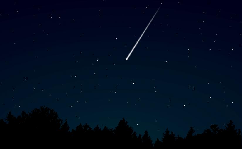 Mengapa Meteor Berpijar pada saat Jatuh ke Bumi