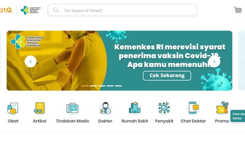 Aplikasi Kesehatan Keluarga : SehatQ.com